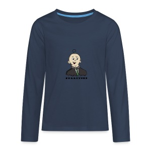 baby - Teenager Premium shirt met lange mouwen