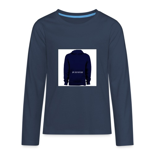 T shirt - T-shirt manches longues Premium Ado
