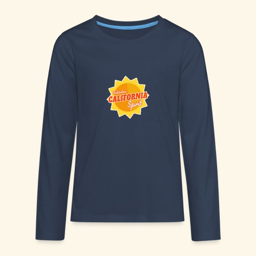 California Spirit Radioshow - T-shirt manches longues Premium Ado