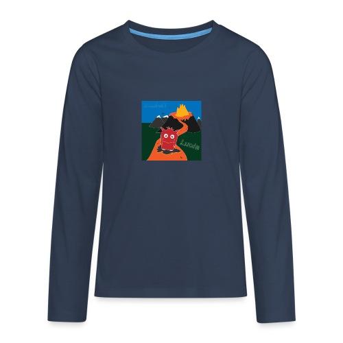 Inferno Lucie - Teenagers' Premium Longsleeve Shirt