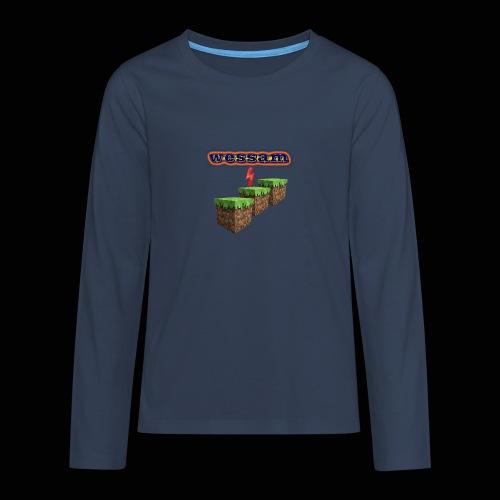 gggeeiil - Teenager Premium Langarmshirt