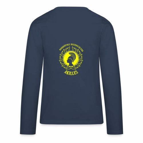 NBKALogga - Långärmad premium-T-shirt tonåring