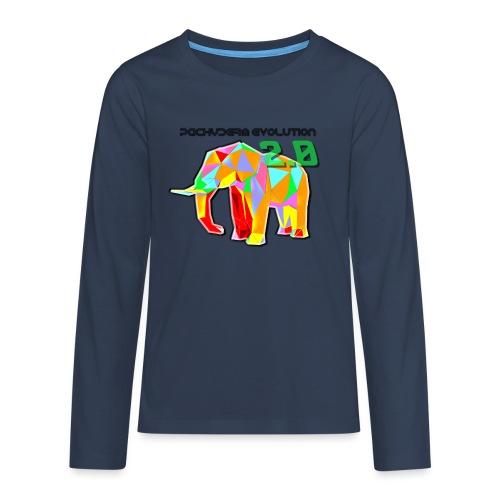 xts0349 - T-shirt manches longues Premium Ado