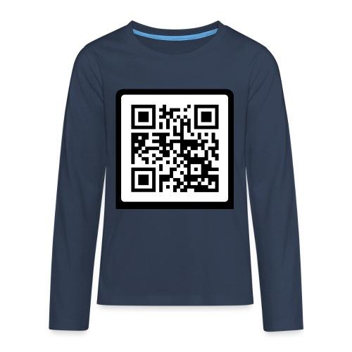 T SHIRT GAFFY DI QUALITÀ SUPERIORE DELLA MAGLIERIA - Maglietta Premium a manica lunga per teenager