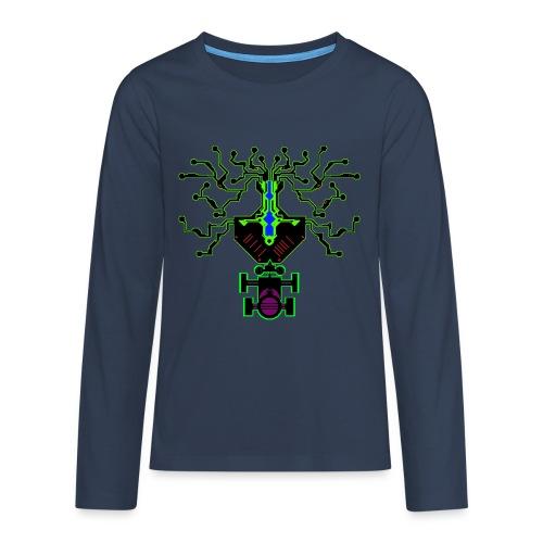 science - Teenager Premium Langarmshirt