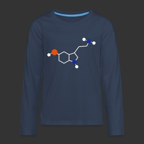 Serotonin - T-shirt manches longues Premium Ado