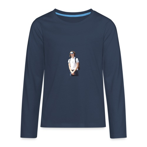 Noah Ras For president - Teenager Premium shirt met lange mouwen