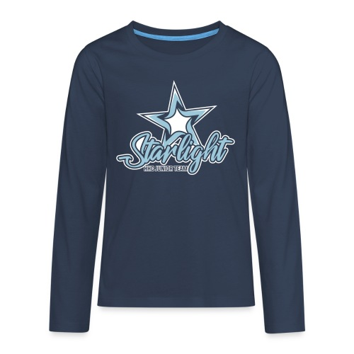 Starlight - Teenager Premium Langarmshirt