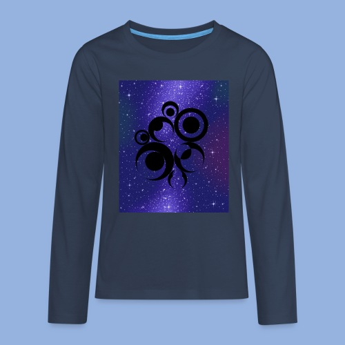 Should I stay or should I go Space 1 - T-shirt manches longues Premium Ado