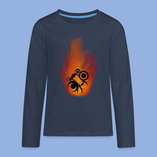 Should I stay or should I go Fire - T-shirt manches longues Premium Ado