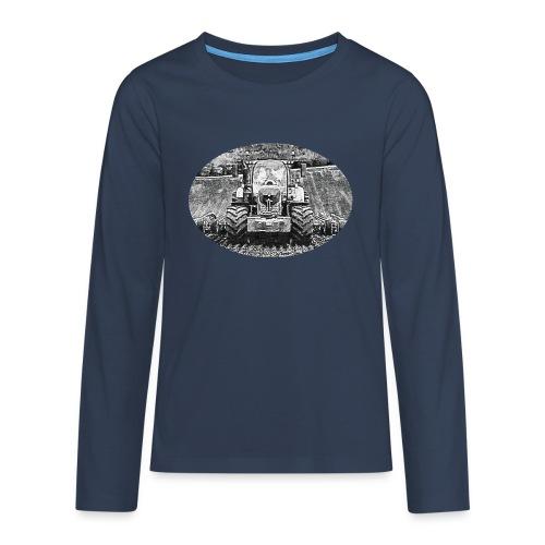 Ackerschlepper - Teenager Premium Langarmshirt