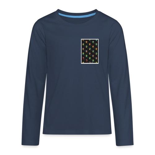 Dolci - Maglietta Premium a manica lunga per teenager
