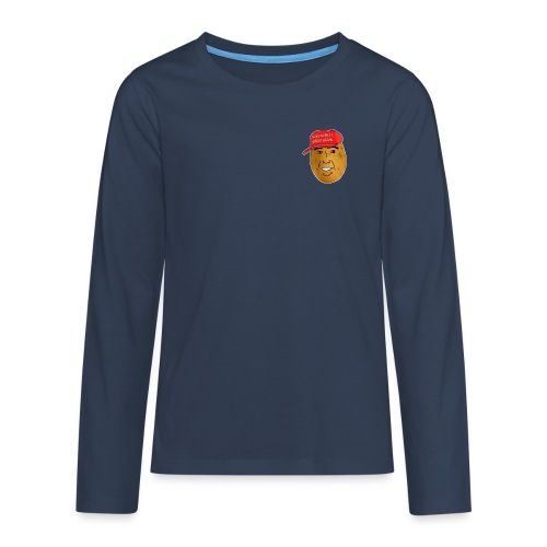 Potato - T-shirt manches longues Premium Ado