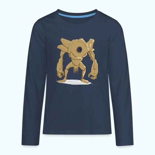 Cyclops - Teenagers' Premium Longsleeve Shirt