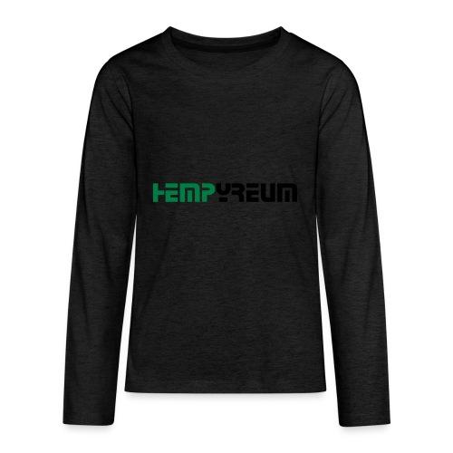 hempyreum - Teenagers' Premium Longsleeve Shirt