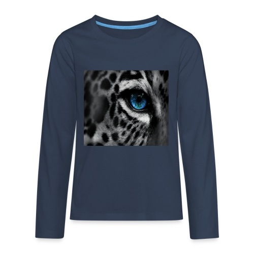 Animal Eye - T-shirt manches longues Premium Ado