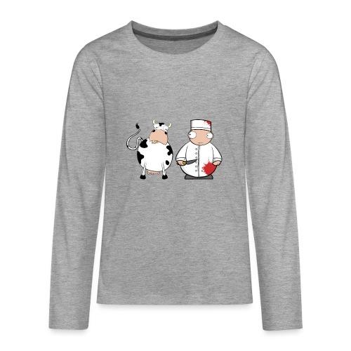 Friends ? - Camiseta de manga larga premium adolescente
