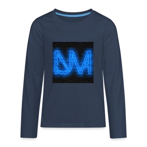 NUMA Neon - Teenager Premium Langarmshirt