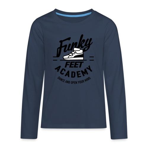 Classic's - T-shirt manches longues Premium Ado