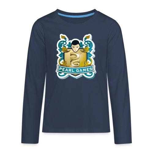 PEARL GAMES - T-shirt manches longues Premium Ado