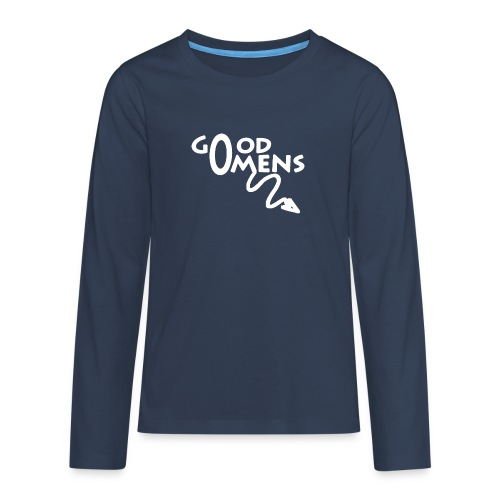 Ineffable Good Omens - Teenagers' Premium Longsleeve Shirt