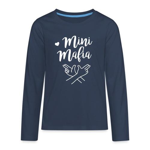 Mini-Mafia Langarmshirt (Teenager) - Teenager Premium Langarmshirt