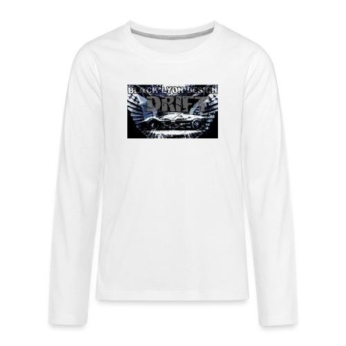 drift - Teenagers' Premium Longsleeve Shirt