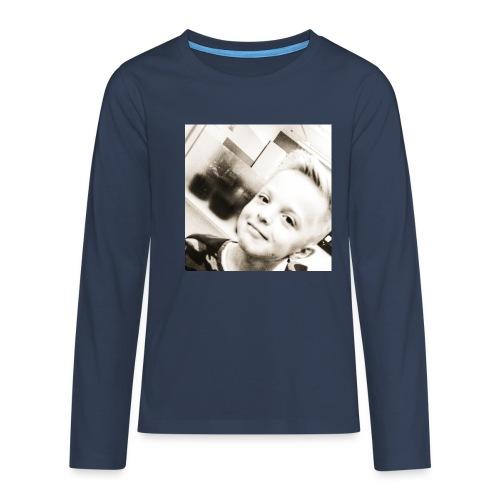 IMG 20180511 143458 276 - Teenager Premium Langarmshirt