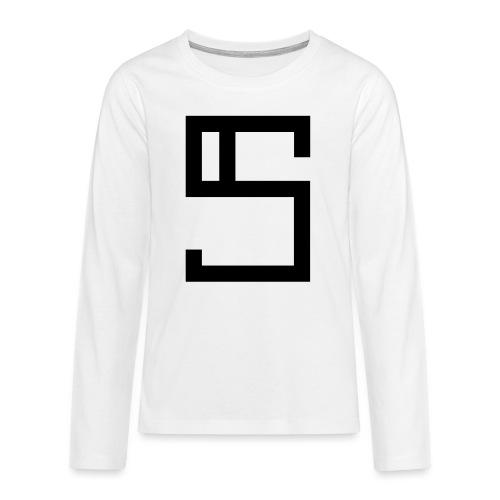 5 - Teenagers' Premium Longsleeve Shirt