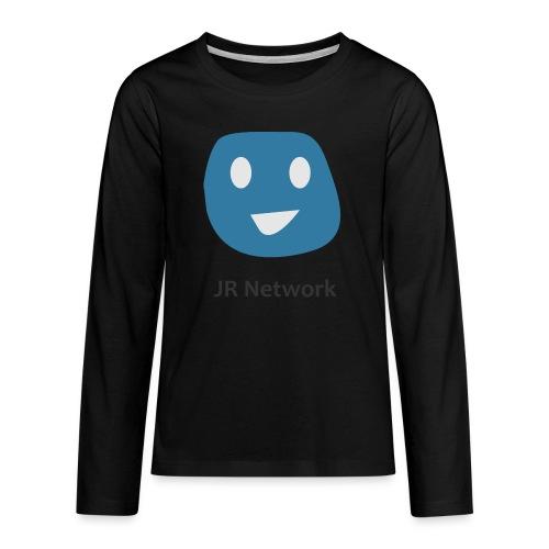 JR Network - Teenagers' Premium Longsleeve Shirt
