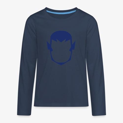 MASK 4 SUPER HERO - T-shirt manches longues Premium Ado