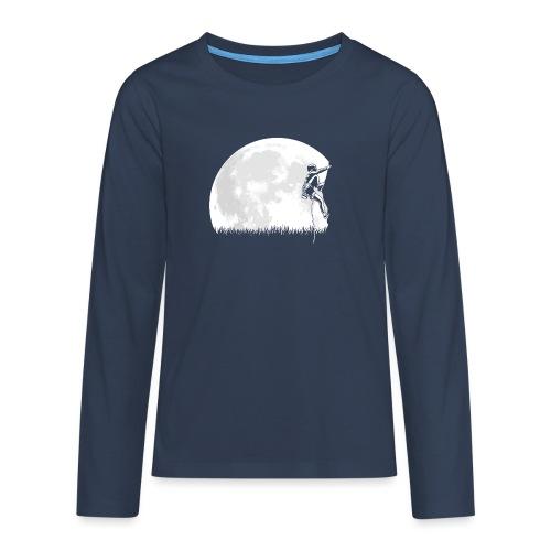 Kletterer - Teenager Premium Langarmshirt