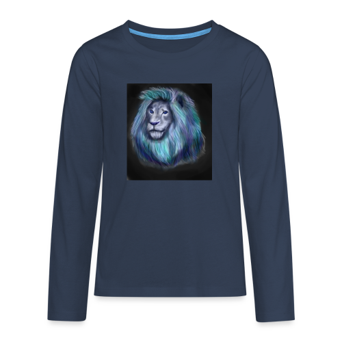 lio1 - Teenagers' Premium Longsleeve Shirt