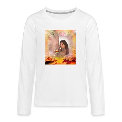Herbstsinfonie - Teenager Premium Langarmshirt