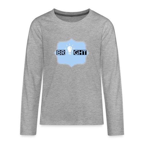 Bright - Teenagers' Premium Longsleeve Shirt