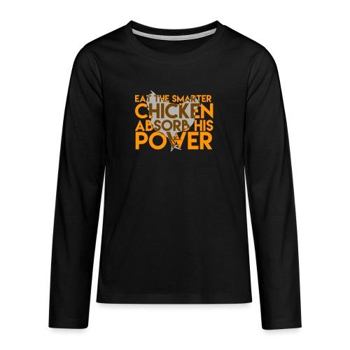 OITNB - Chicken - T-shirt manches longues Premium Ado