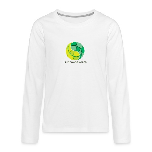 Cinewood Green - Teenagers' Premium Longsleeve Shirt