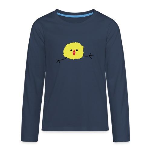 Silly Running Chic - Teenager Premium shirt met lange mouwen