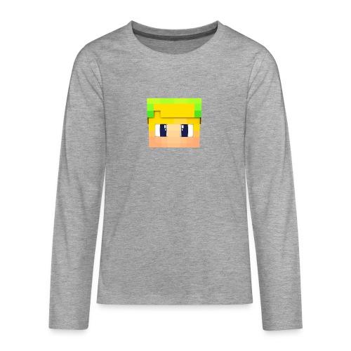 Yoshi Games Shirt - Teenager Premium shirt met lange mouwen