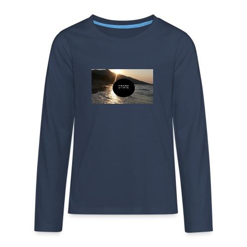 Mousepad - Teenager Premium Langarmshirt