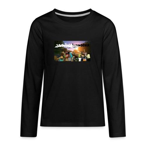 6057231244D88B5F5DED63C6F58FB0122038CBC7A63A50B55 - Teenagers' Premium Longsleeve Shirt