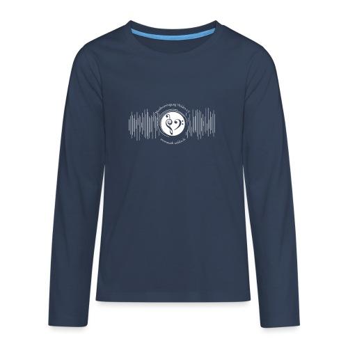 Jugendkapelle_ws - Teenager Premium Langarmshirt