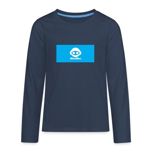 WoeWee - Teenagers' Premium Longsleeve Shirt