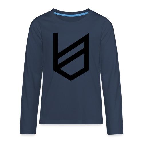 U - Teenagers' Premium Longsleeve Shirt