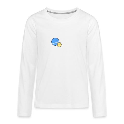Little Comet - Teinien premium pitkähihainen t-paita