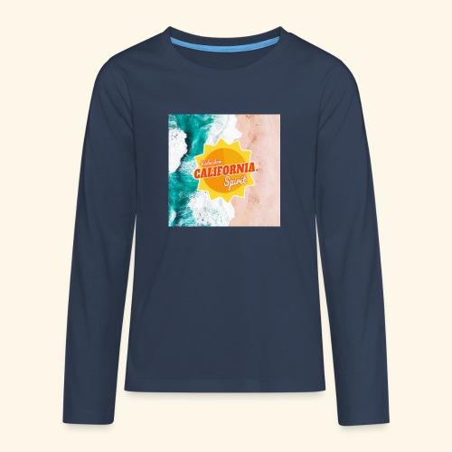 California Spirit Surfin - T-shirt manches longues Premium Ado
