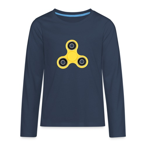 Hand Spinner - T-shirt manches longues Premium Ado