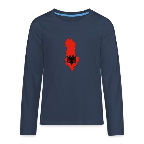 Albania - T-shirt manches longues Premium Ado
