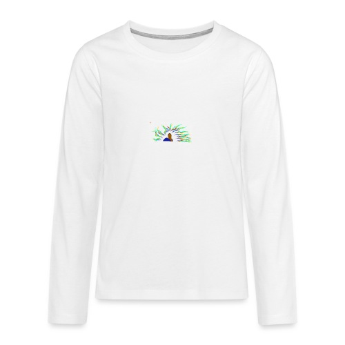 Project Drawing 1 197875703 - Teenagers' Premium Longsleeve Shirt