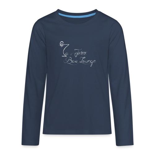 La Jetée Bar lounge - T-shirt manches longues Premium Ado